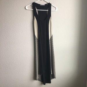 Tart Dresses - NWOT black tart Bailey racer back dress size small